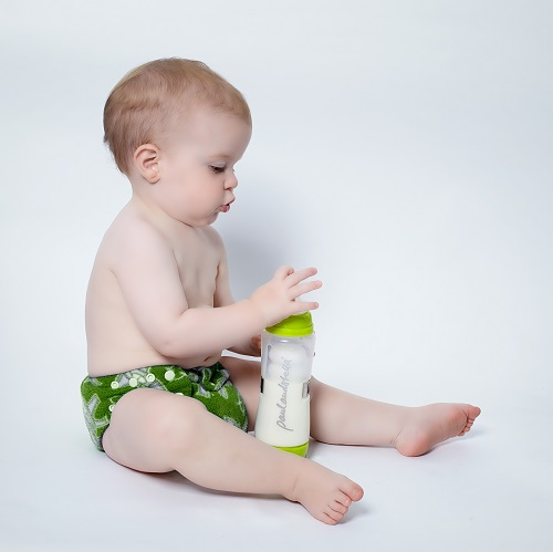 August Boutique Paul & Stella Self Heating Bottle Baby 2