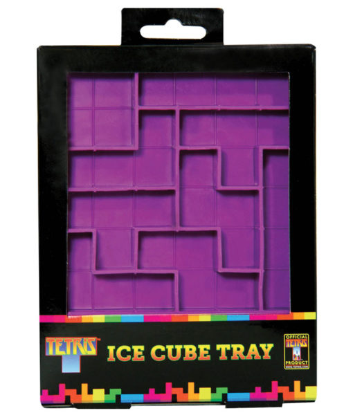 August Boutique Tetris Ice Cube Tray