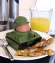August Boutique Egg-splode egg cup and toast cutter