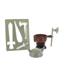August Boutique Viking Egg Cup 3