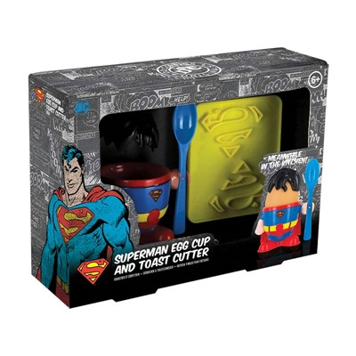 August Boutique Paladone Superman Egg cup dc comics 2