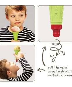August Boutique Culinary Kids New Soda Silly Cones Kid